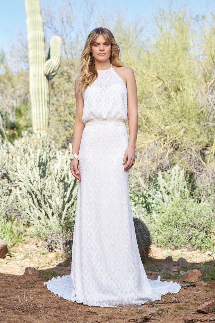 Lillian West Bridal 6522