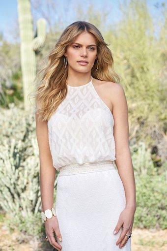 Lillian West Bridal Style #6522