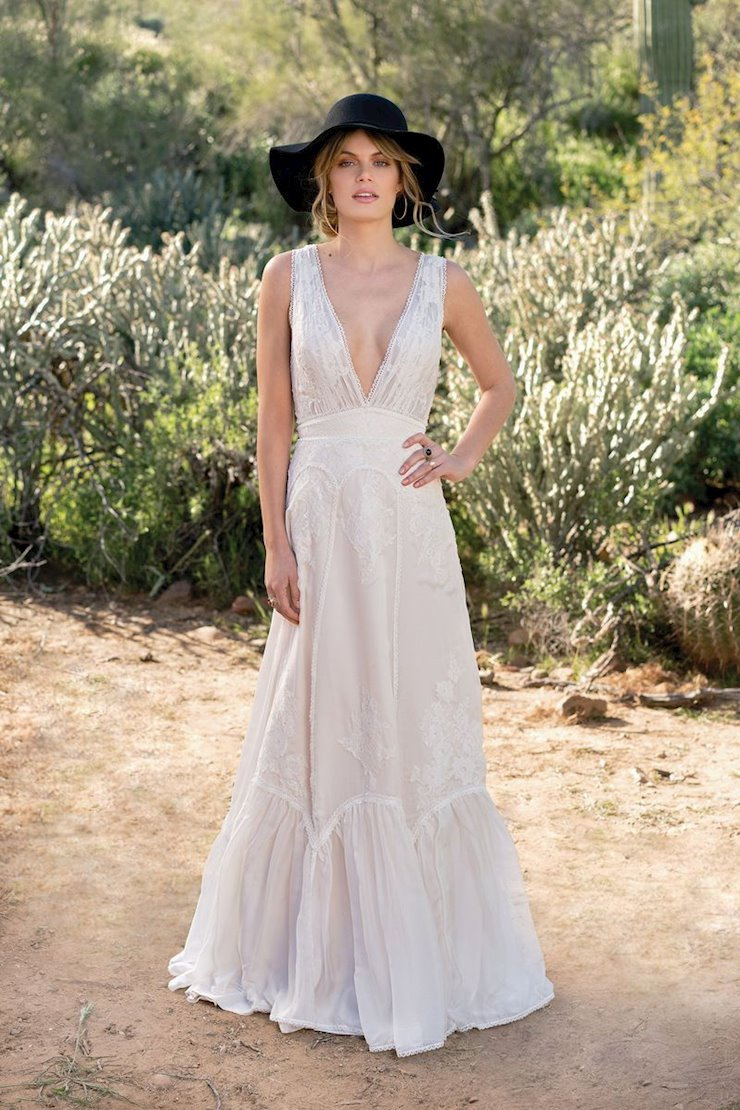 Lillian West Bridal 6524