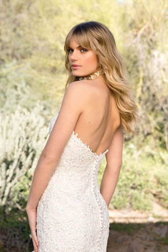 Lillian West Bridal 6528
