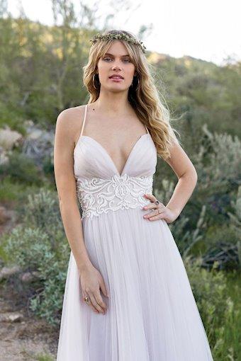 Lillian West Bridal 6530