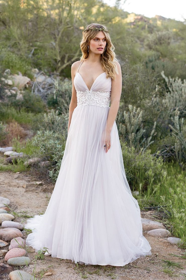 Lillian West Bridal 6530