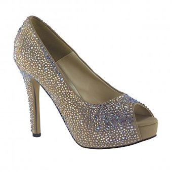 Johnathan Kayne Shoes Style #Glitterbomb