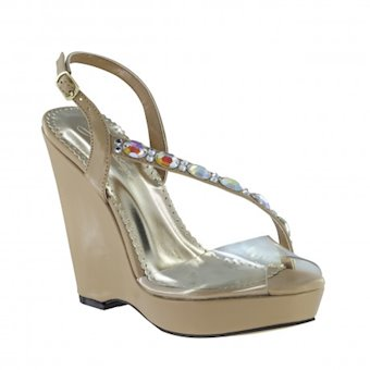 Johnathan Kayne Shoes Wedge