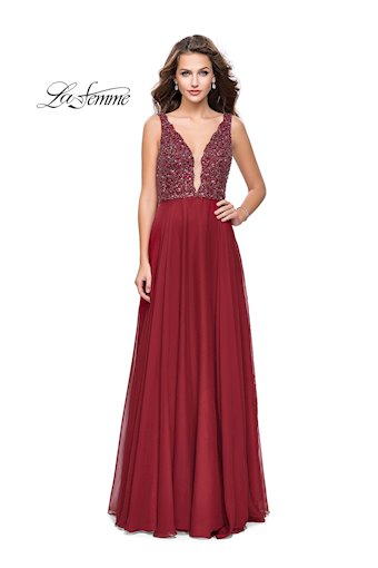 Gigi by La Femme Style #26053