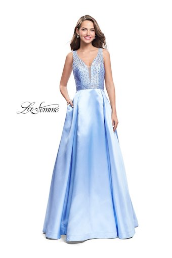 Gigi by La Femme Style #26293