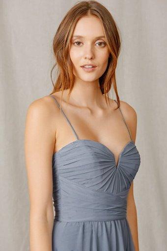 Amsale Bridesmaids Style #Bella