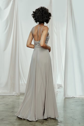 Amsale Bridesmaids Style #Blythe