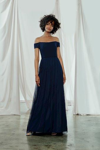 Amsale Bridesmaids Style #Chelsea