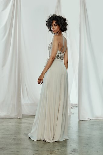 Amsale Bridesmaids Style #Desiree
