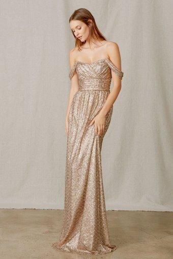 Amsale Bridesmaids Style #Faye