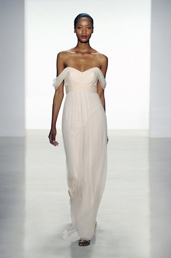 Amsale Bridesmaids Style #G851C