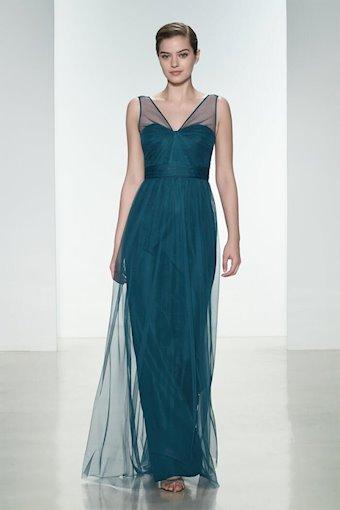 Amsale Bridesmaids Style #G855U
