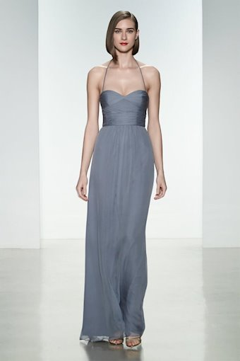Amsale Bridesmaids Style #G877C