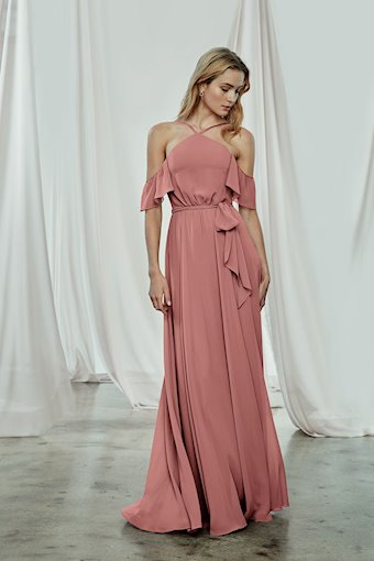 Amsale Bridesmaids Style #Leigh