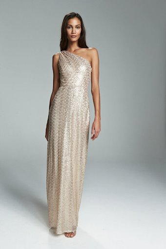 Amsale Bridesmaids Style #Leona