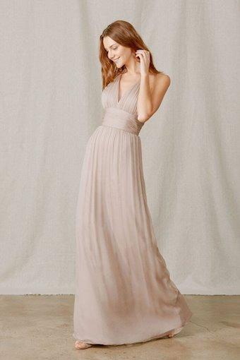 Amsale Bridesmaids Style #Lila