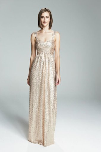 Amsale Bridesmaids Style #Loire