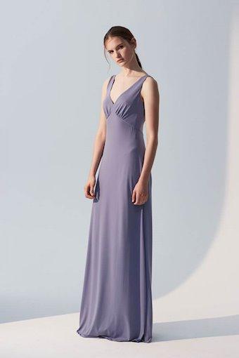 Amsale Bridesmaids Style #Natalie