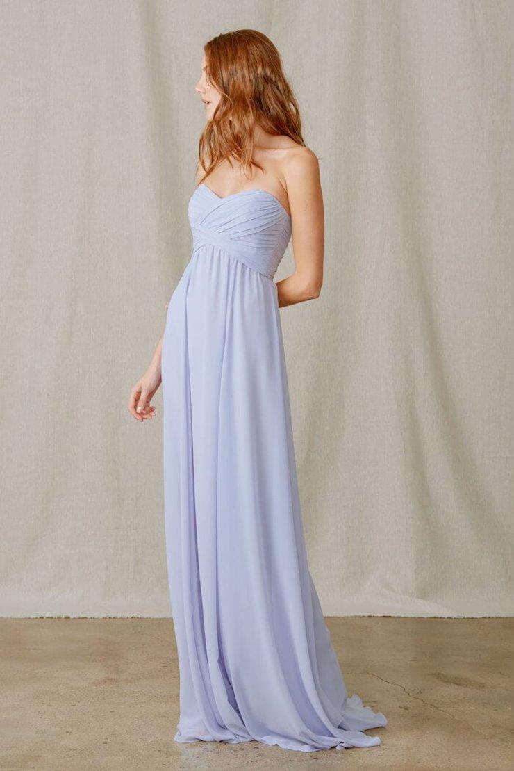 Amsale Bridesmaids Style #Sarabeth Image