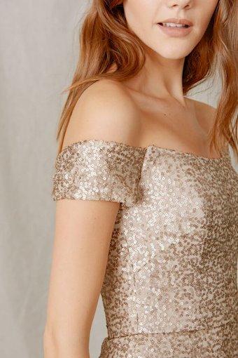 Amsale Bridesmaids Style #Sian