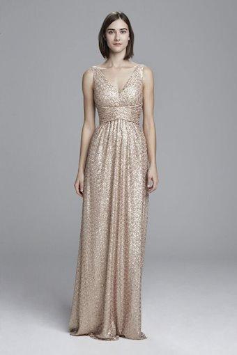 Amsale Bridesmaids Style #Solange