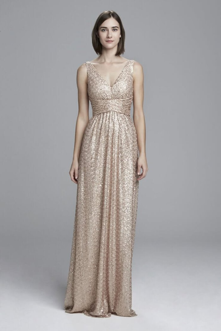 Amsale Bridesmaids Solange