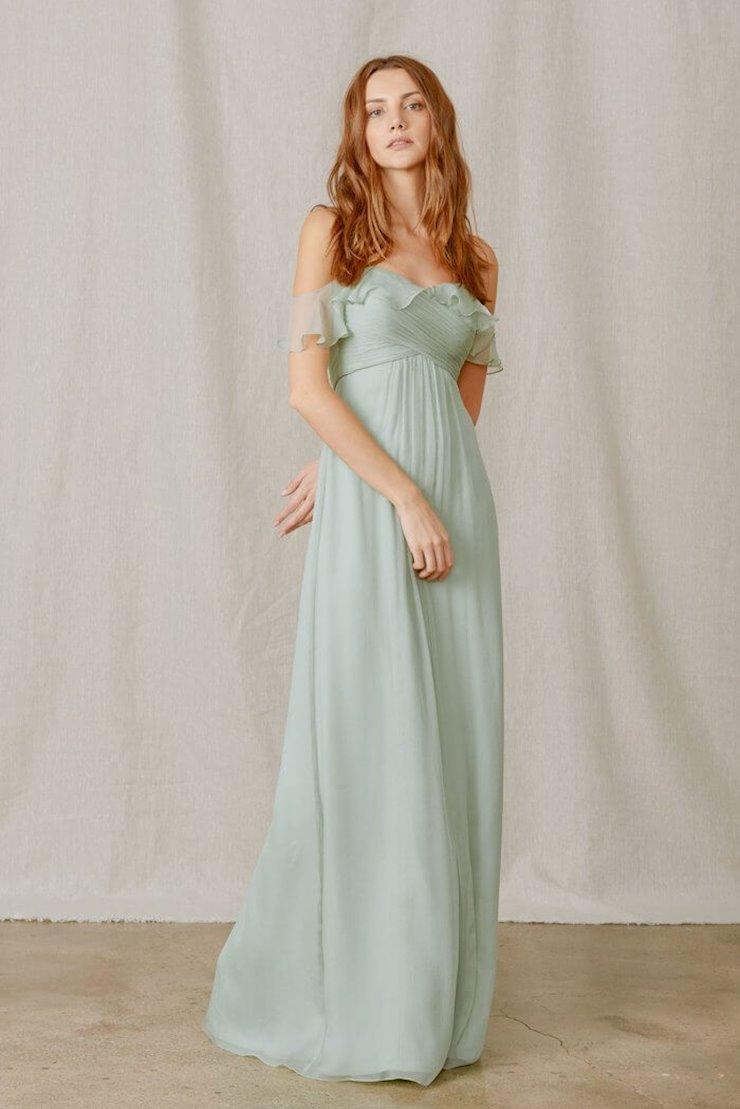 Amsale Bridesmaids Style #Sophie