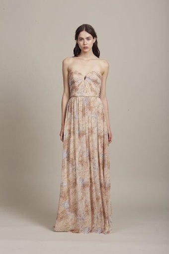 Amsale Bridesmaids Style #Tiffany