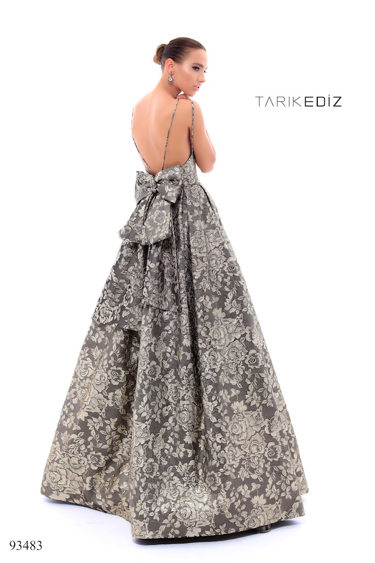 Tarik Ediz Spring Dress Image