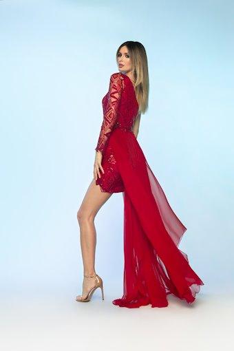 Nicole Bakti Style #6809