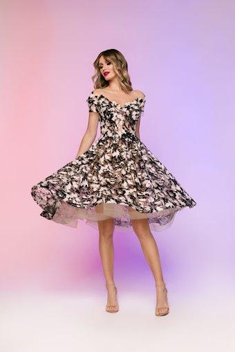 Nicole Bakti Style #6812