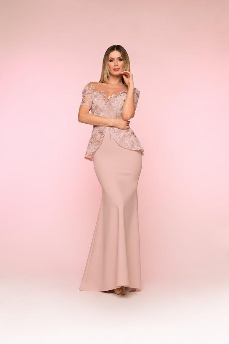 Nicole Bakti Style #6840
