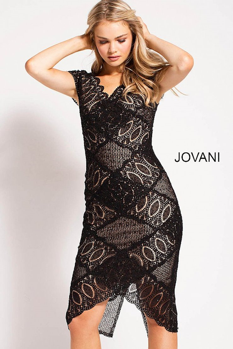 Jovani M55054
