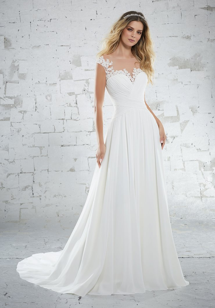 Morilee Style #6885