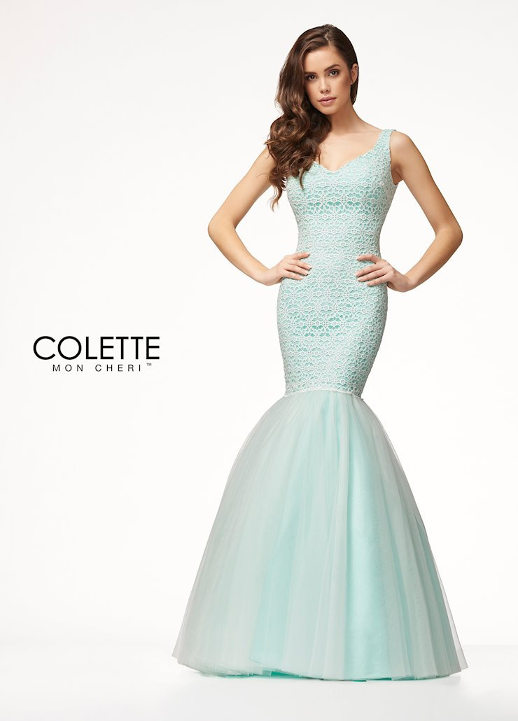 Colette for Mon Cheri Prom Dresses CL18303