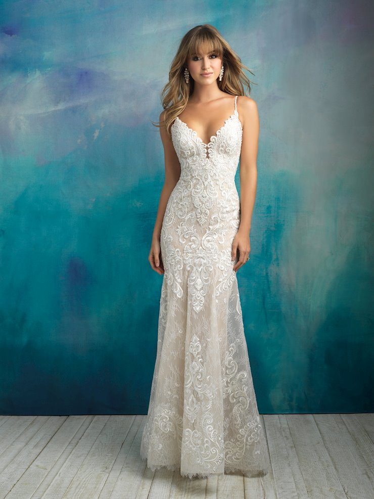 Allure Bridals 9501 Image