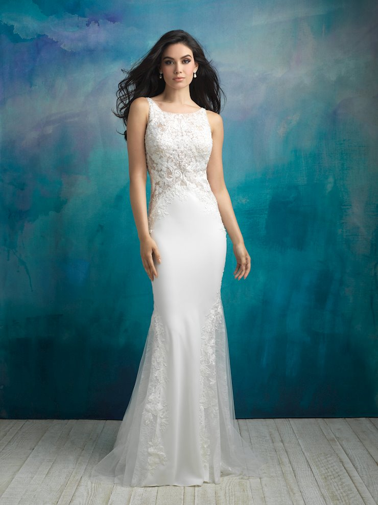 Allure Bridals 9503 Image