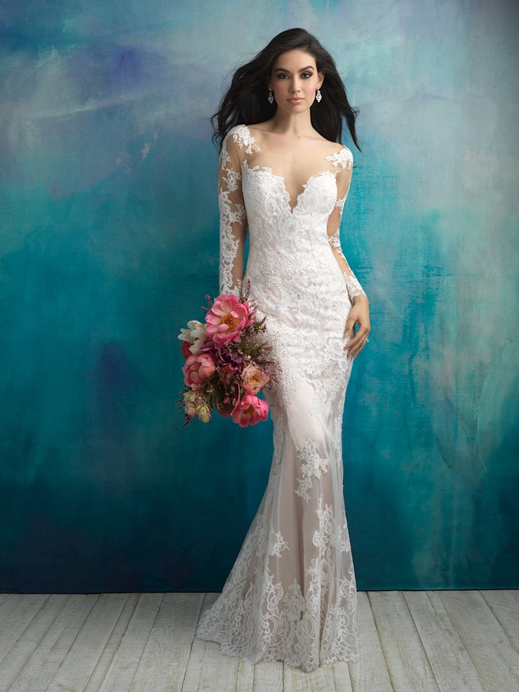 Allure Bridals 9506 Image