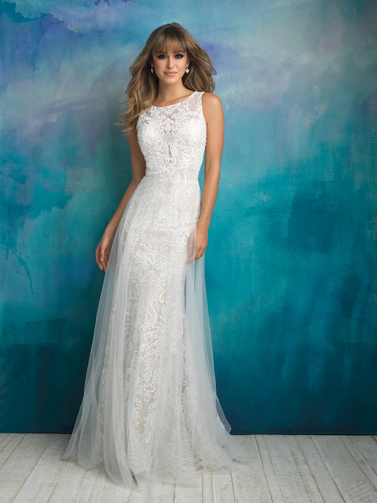Allure Bridals 9507 Image