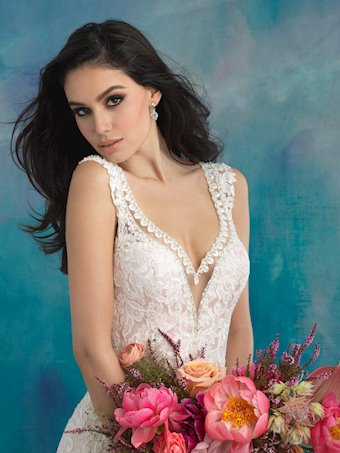 Allure Bridals Style #9513