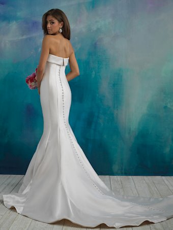 Allure Bridals Style #9514
