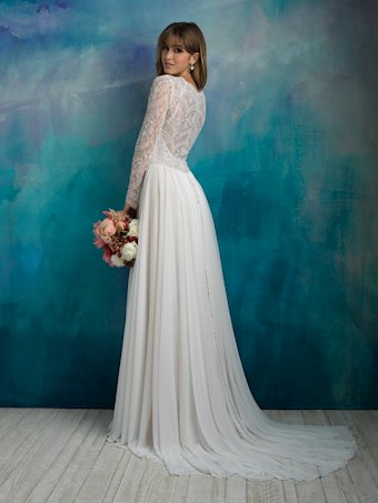 Allure Bridals Style #9515