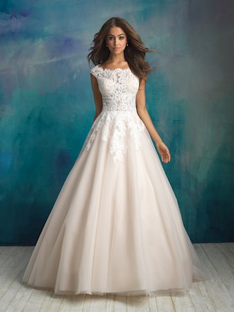 Allure Bridals Style #9520