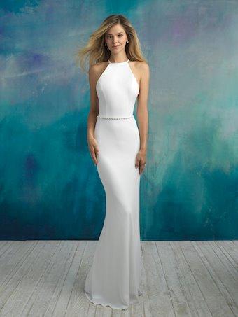 Allure Bridals 9521