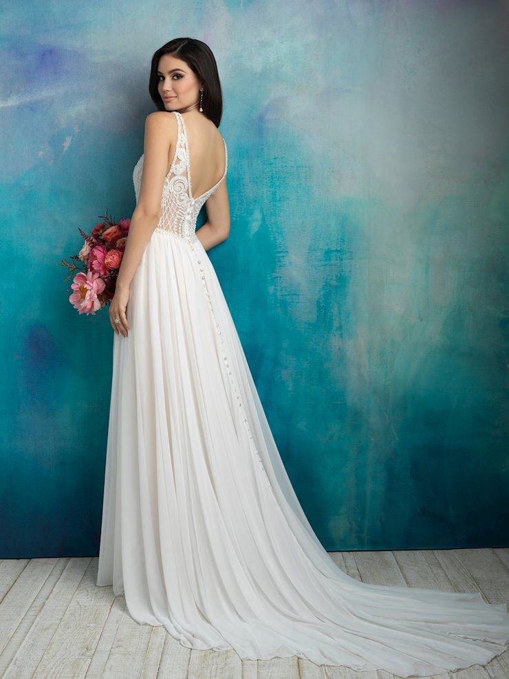 Allure Bridals 9525