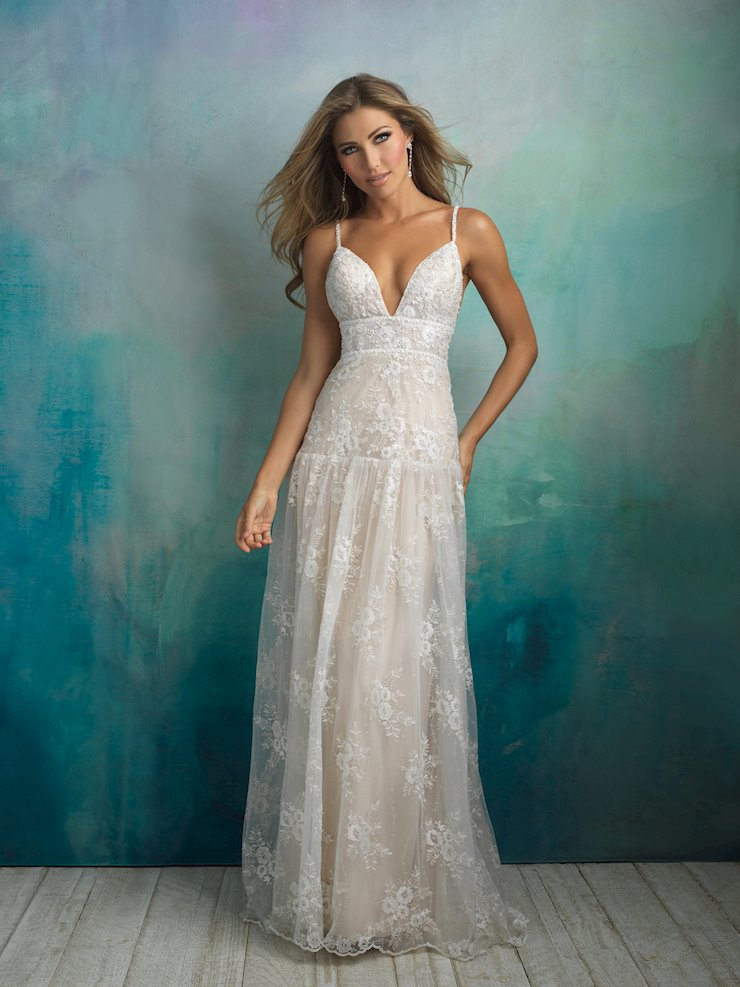 Allure Bridals 9526 Image