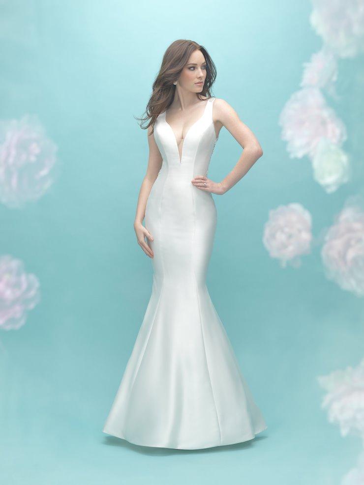 Allure Bridals Style No. 9451
