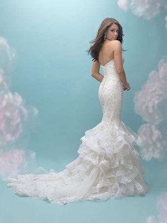Allure Bridals Style No. 9456