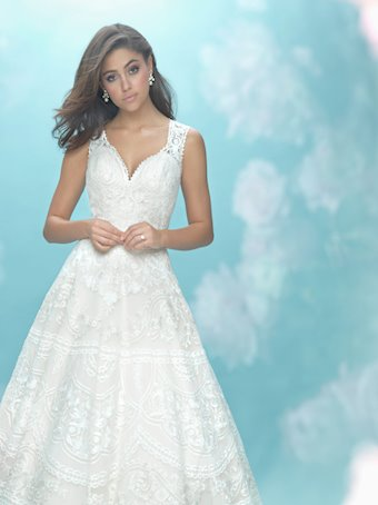 Allure Bridals Style #9457